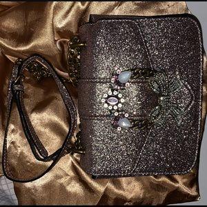 Aldo Sparkly Crossbody bag